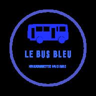 logo de la compagnie du bus bleu