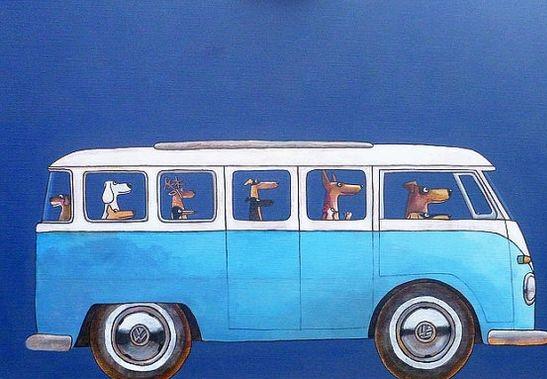 Le Bus Bleu qu'est ce que c'est ?